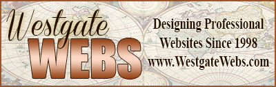 Westgate WEBS Website Design and Hosting