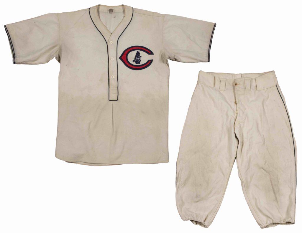 Gavels 'n' Paddles: Hack Wilson game uniform, $382,812, Goldin Auctions