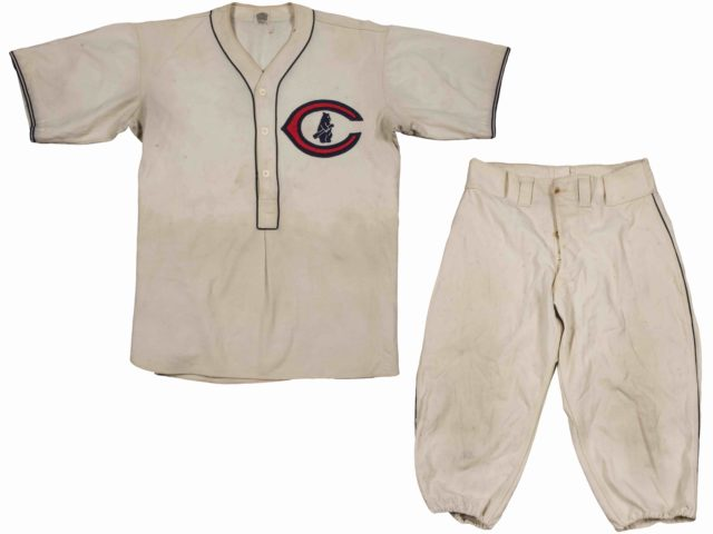Gavels 'n' Paddles: Hack Wilson game uniform, $382,812, Goldin Auctions
