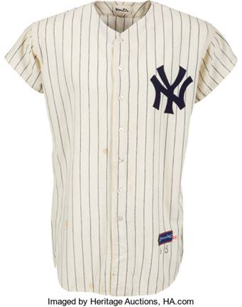 Jerseys from Mantle and Mays, Rookie Cards From Ruth and Alcindor May Rewrite Record Books