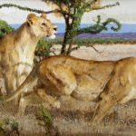 Gavels 'n' Paddles: Bob Kuhn acrylic painting, $409,500, Jackson Hole