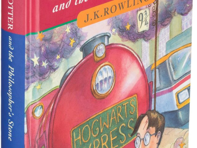 Gavels 'n' Paddles: Harry Potter first edition, $81,250, Heritage Auctions