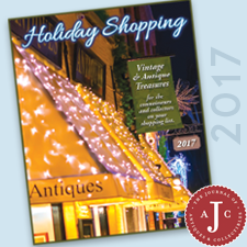 Journal of Antiques Holiday Shopping Guide 2017