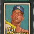 Gavels 'n' Paddles: 1952 Mickey Mantle card, $125,205, Goldin Auctions
