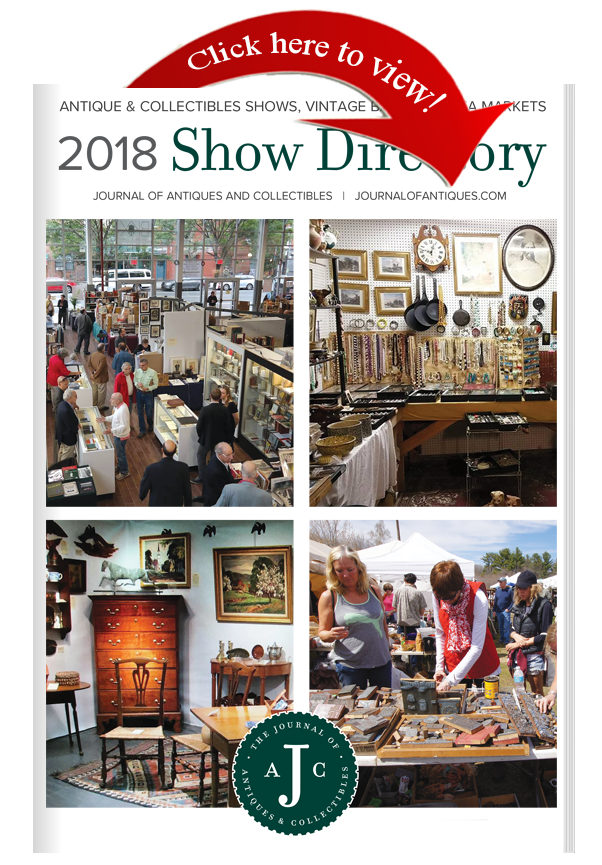 Journal of Antiques - 2018 Show Dirctory