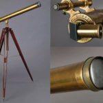Gavels 'n' Paddles: Einstein's telescope, $432,500, Christie's