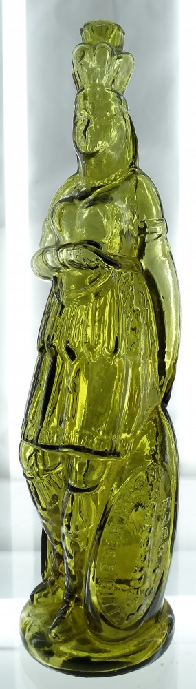 Gavels 'n' Paddles: Indian Queen bitters bottle, $14,375, American Bottle