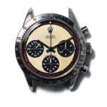 Gavels 'n' Paddles: Paul Newman's Rolex wristwatch, Phillips/Bacs & Russo, $17.75 million