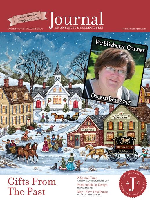 Publishers Corner: December 2017