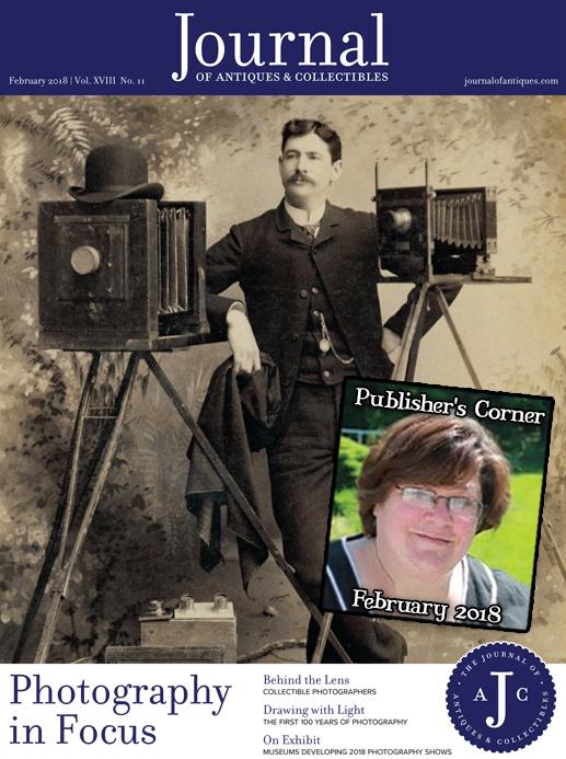 Publisher's Corner: February 2018