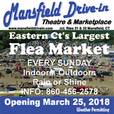 Mansfield Drive-In - Opening March 25, 2018