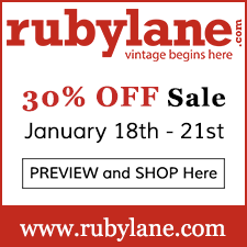Ruby Lane - Jan18-21 2018
