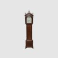 Gavels 'n' Paddles: Simon Willard tall case clock, $48,800, Grogan & Company