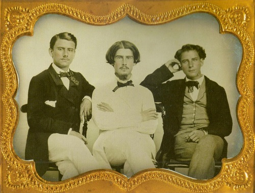 In The Late 1850s Came Carte De Visite First Photograph Able To Be Printed From A Glass Negative At Last People Were Obtain Multiple