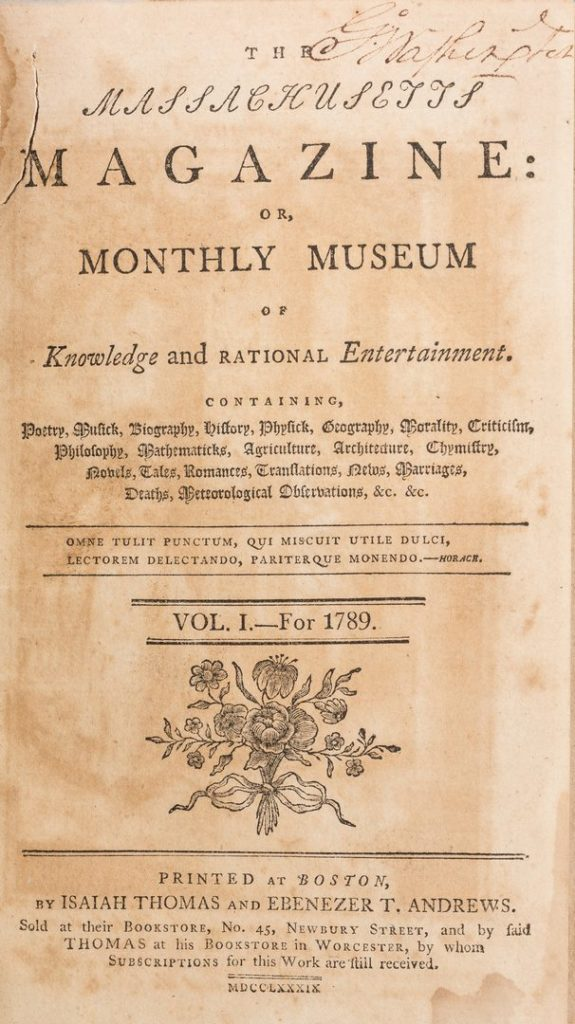 Gavels 'n' Paddles: Washington signed book, $138,000, Case Antiques