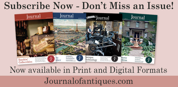 Journal of Antiques - Digital Subscription