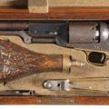 Gavels 'n' Paddles: Colt percussion revolver, $1.84 million, Rock Island