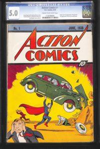 A Comic Book Market Snapshot