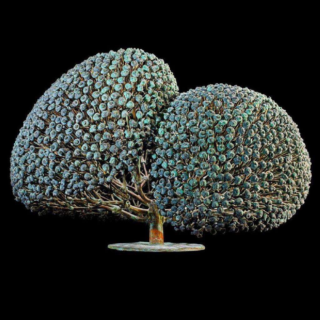 Gavels 'n' Paddles: Harry Bertoia sculpture. $275,000, Rago Arts