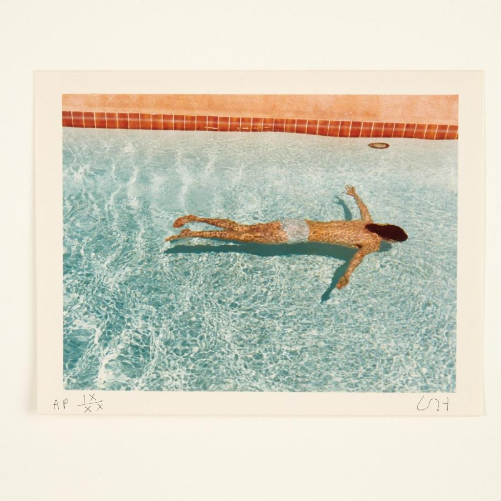 Gavels 'n' Paddles: Hockney photo portfolio, $75,000, Millea Brothers