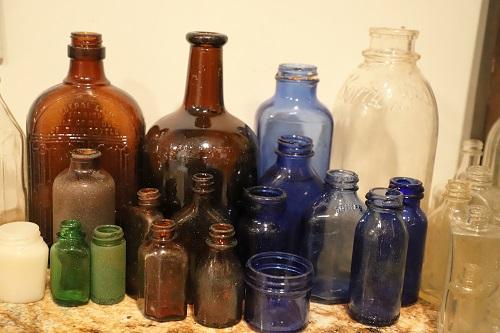 Diggin' Old Bottles