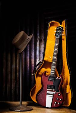 Rock Icon Tom Petty's Personally Owned 1965 Gibson Guitar Debuts at Heritage Auctions