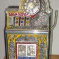 Gavels 'n' Paddles: Watling mid-'30s 5-cent slot machine, $3,250, Holabird Western Americana