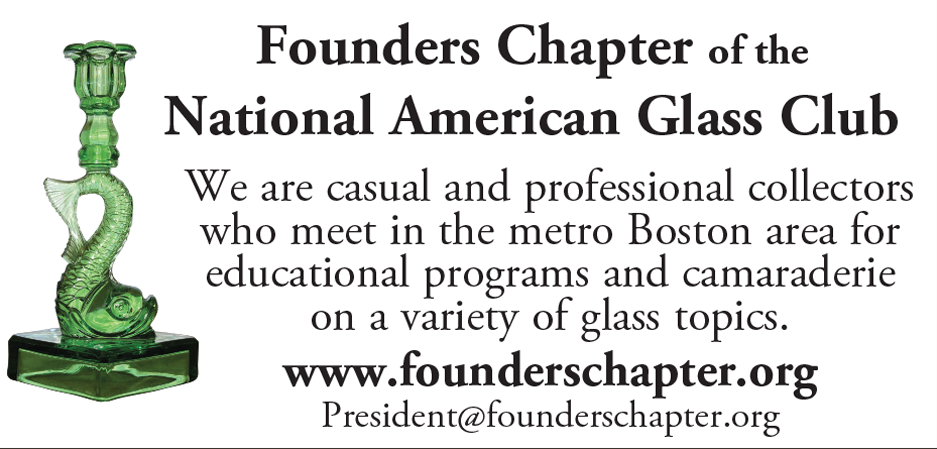 Founders Chapter of the National American Glass Club