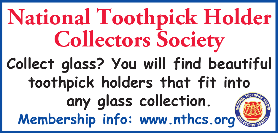 National Toothpick Holder Collectors Society