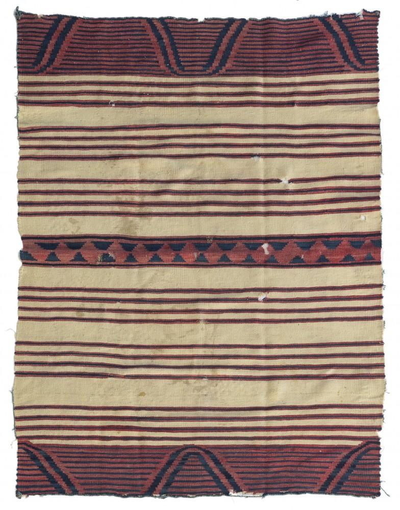 Gavels 'n' Paddles: Navajo child's blanket, $93,750, John Moran
