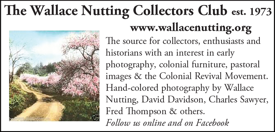 The Wallace Nutting Collectors Club