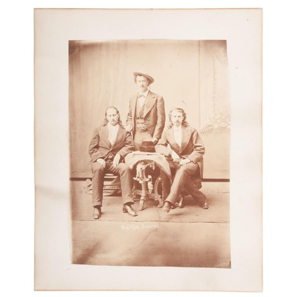 Gavels 'n' Paddles: Wild West Show photo, $15,600, Cowan's Auctions