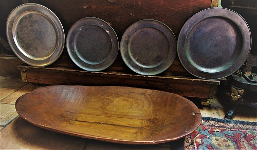 Collecting Primitive Kitchen Tools