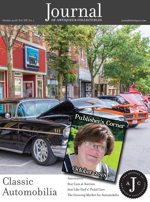 Publisher's Corner: October 2018