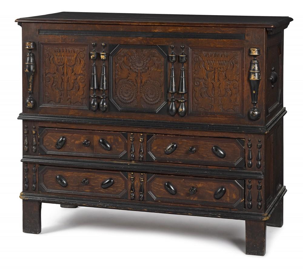 Gavels 'n' Paddles: Pilgrim Century chest, $27,500, Pook & Pook