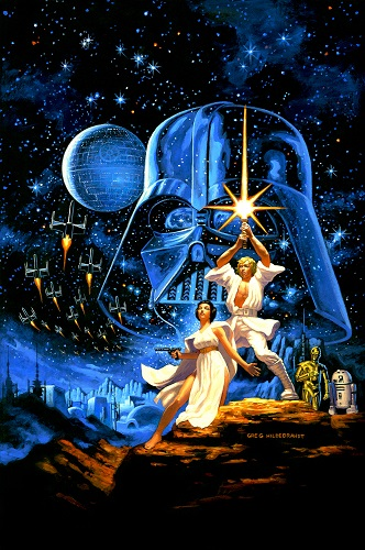 Reviving Nathaniel Dusk, Recreating Star Wars
