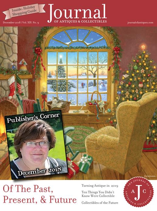 Publisher's Corner: December 2018