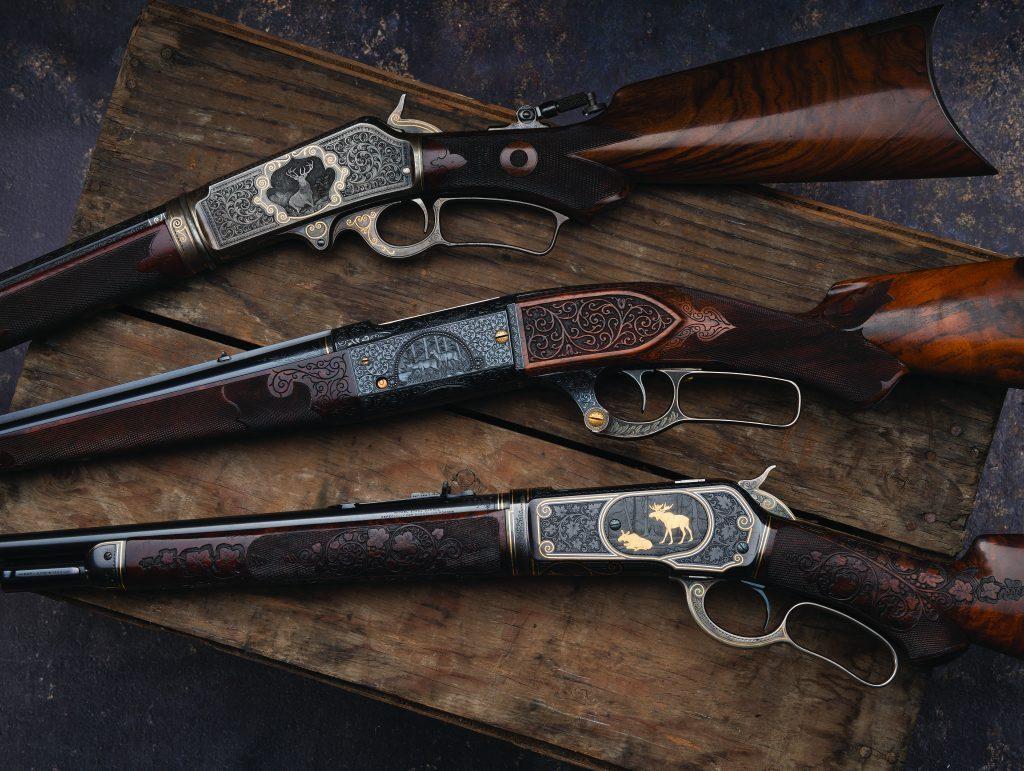 Rock Island's Premier Gun Auction to Feature Unique Pieces of History