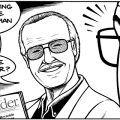 """Krigstein's """"Master Race"""" Original Art Leads at Heritage, and Remembering Stan Lee"""
