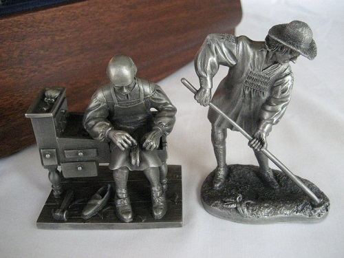 Pewter: Is It Worth Anything? - The Journal of Antiques and Collectibles