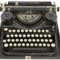 Gavels 'n' Paddles: Hugh Hefner typewriter, $162,500, Julien's Auctions