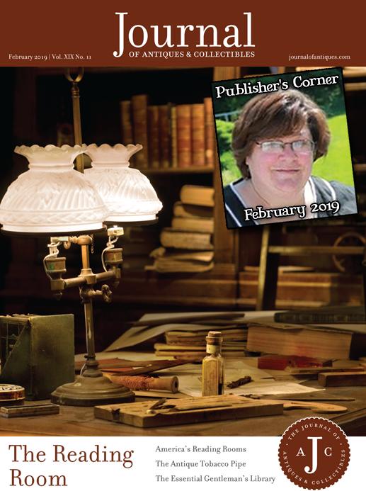 Publisher's Corner: February 2019