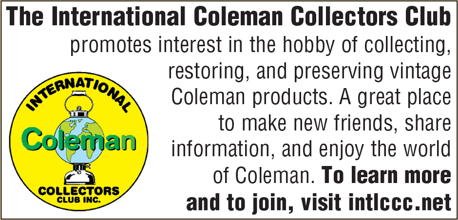 The International Colemans Collectors Club
