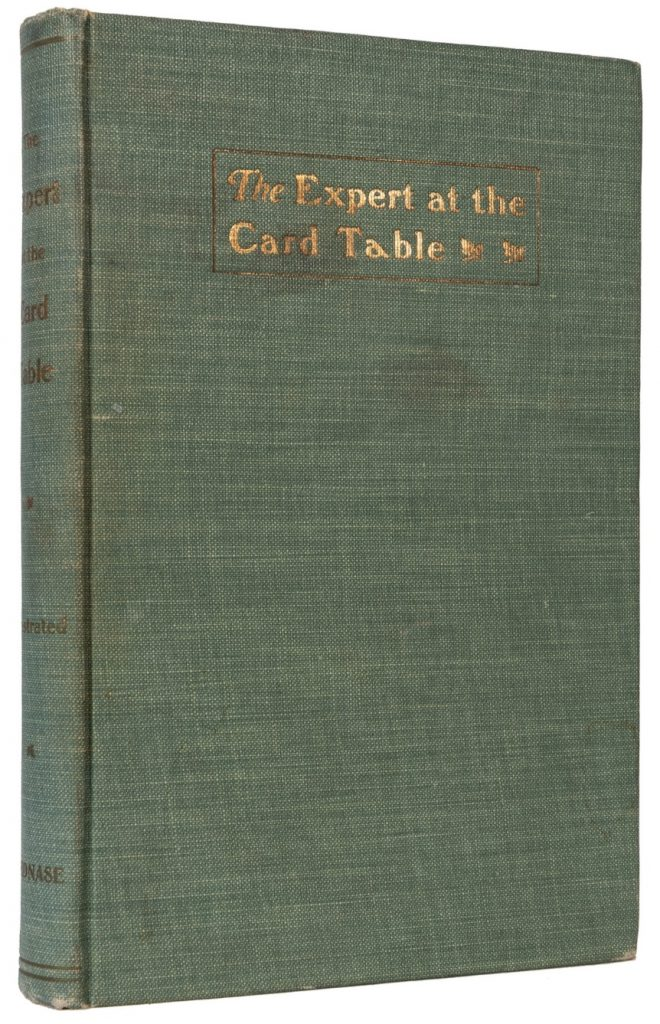 Gavels 'n' Paddles: Expert at the Card Table, $16,800, Potter & Potter