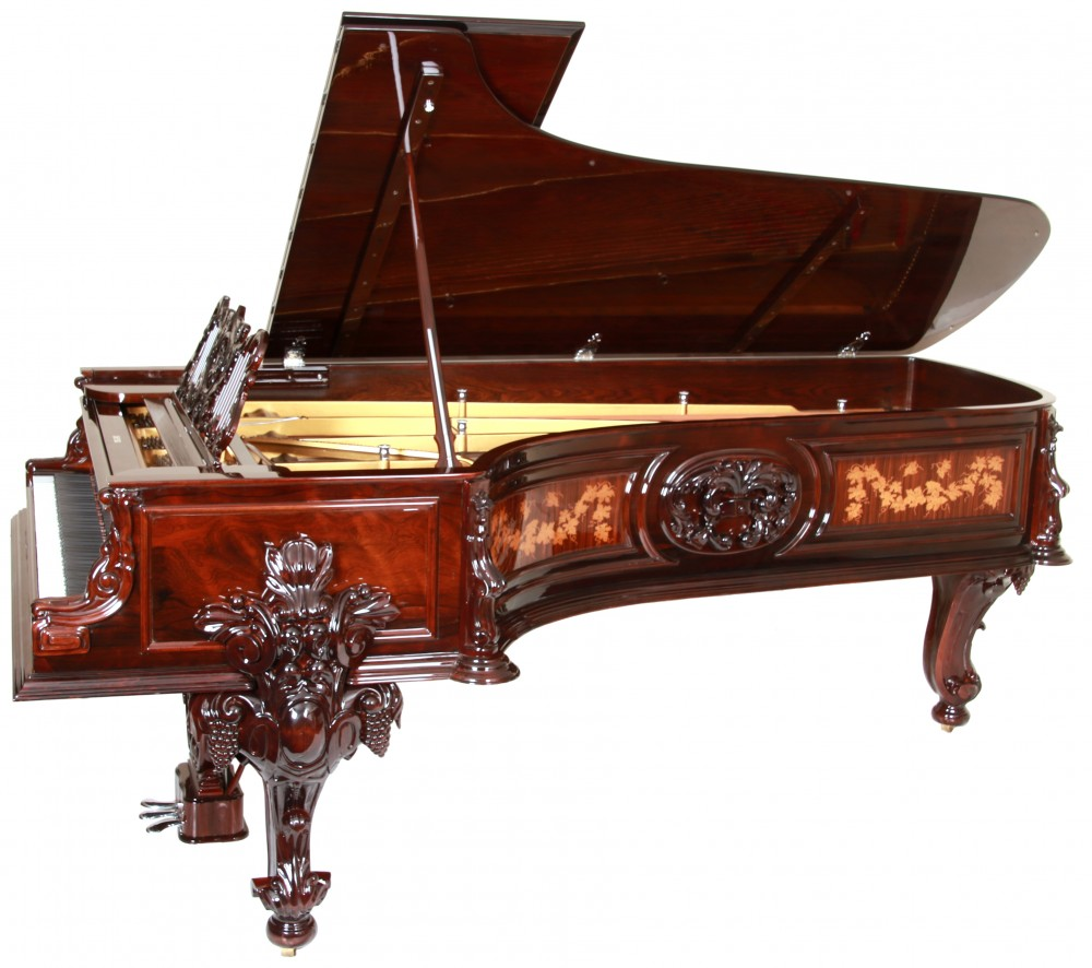 Gavels 'n' Paddles: Steinway Model D grand piano, $169,400, Fontaine's Auction