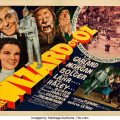 Gavels 'n' Paddles: Wizard of Oz movie poster, $108,000, Heritage Auctions