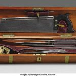 Civil War Surgical Tools