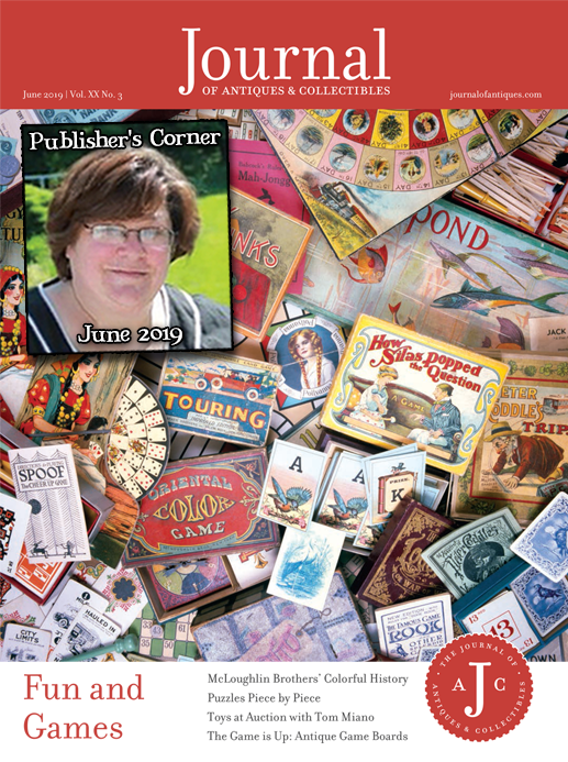 Publisher's Corner: June 2019