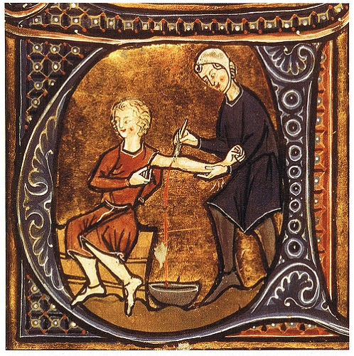 Bloodletting Instruments and Methods