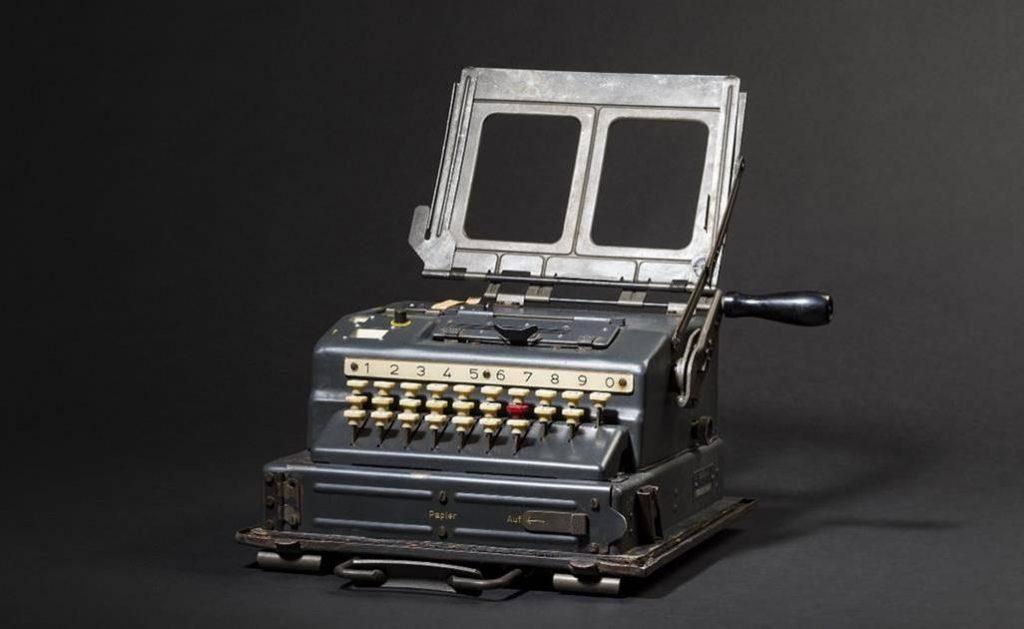 A Schlüsselgerät 41 Cipher Machine Comes to Auction